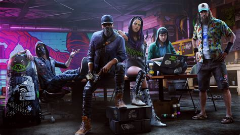 Watch Dogs 2 HD 4K 8K Game Wallpapers | HD Wallpapers | ID