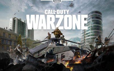Call of Duty: Warzone sur Xbox One - GAMERGEN