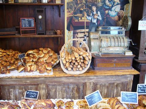 Relocation to France made easy: Bakeries in France