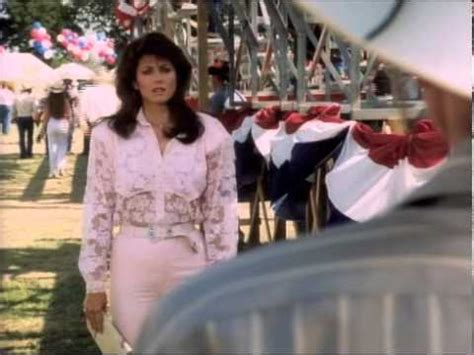 Sue Ellen and Mandy Winger at the Southfork Rodeo - YouTube