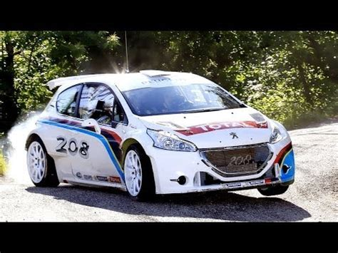Peugeot 208 T16 R5 (Pure Sound) HD - YouTube